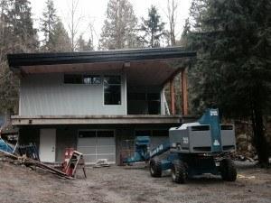 February 20 building progress