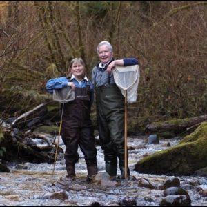 Mossom Creek Hatchery Founders - Rod and Ruth