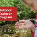 Join us for an outdoor ed-venture this fall!